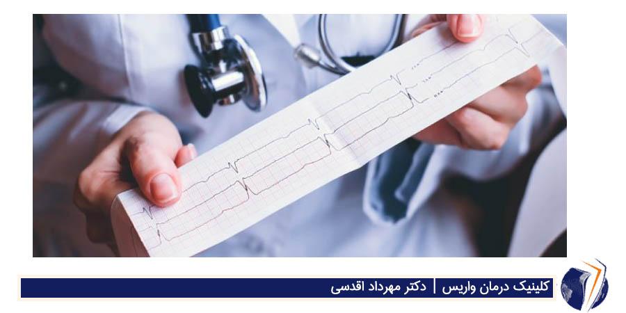 تشخیص آریتمی قلبی