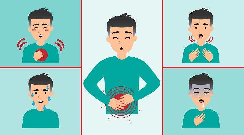 علائم سکته قلبی چیست؟
