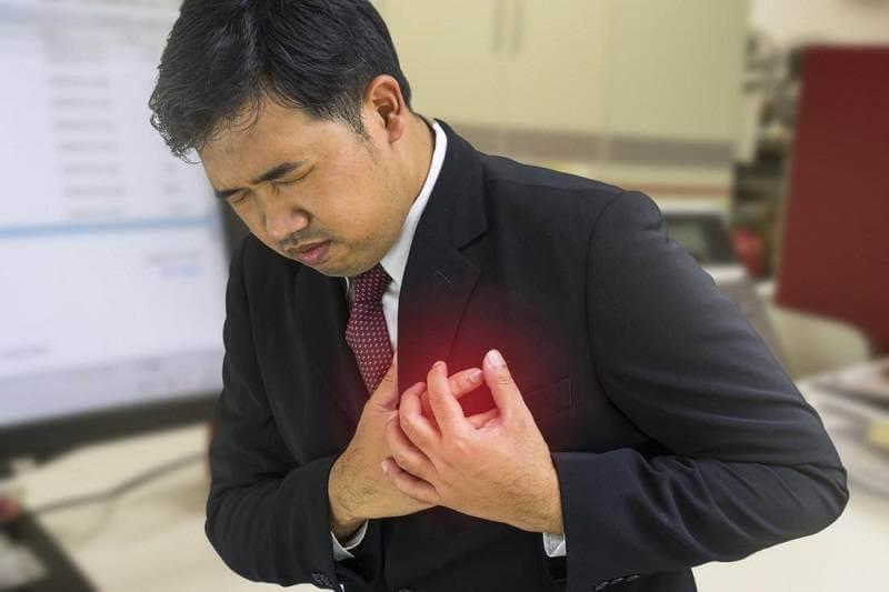 درمان حمله قلبی
