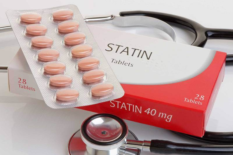 استفاده از استاتین برای کاهش فشار خون